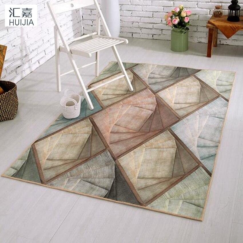 Online Kaufen Großhandel Jacquard Teppich Aus China Jacquard ... Moderne Teppiche Fur Wohnzimmer