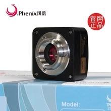 Phenix/микроскоп 8mp цифровая камера USB 2,0 цветной ПЗС видеокамера высокого Скорость
