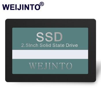 WEIJINTO SSD 360GB SATA3 2.5 인치 60GB 120G 240GB 128GB 256GB 480GB 512GB 960GB 1 테라바이트 하드 드라이브 디스크 HD HDD 데스크탑 노트북