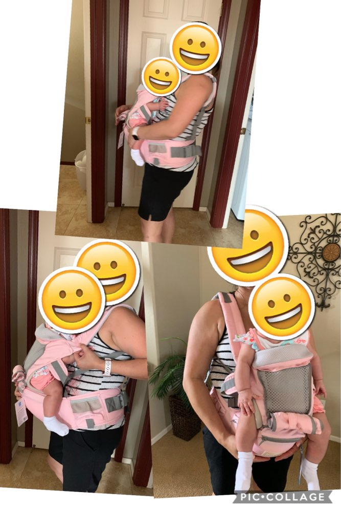 AIEBAO Ergonomic Baby Carrier Infant Kid Baby Hipseat Sling Front Facing Kangaroo Baby Wrap Carrier for Baby Travel 0 36 Months-in Backpacks & Carriers from Mother & Kids on AliExpress - 11.11_Double 11_Singles' Day