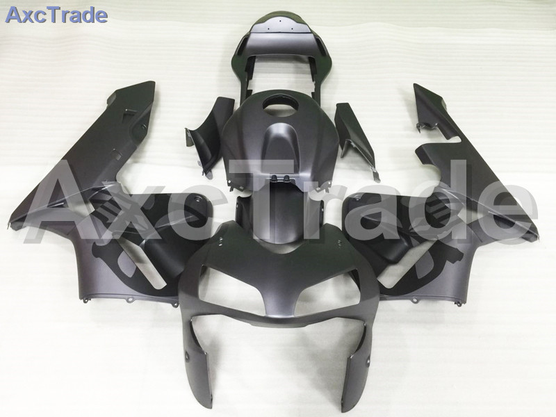 Motorcycle Fairings For Honda CBR600RR CBR600 CBR 600 2003 2004 03 04 F5 ABS Plastic Injection Fairing Kit Bodywork Black A193 for honda cbr600rr 2007 2008 2009 2010 2011 2012 motorbike seat cover cbr 600 rr motorcycle red fairing rear sear cowl cover