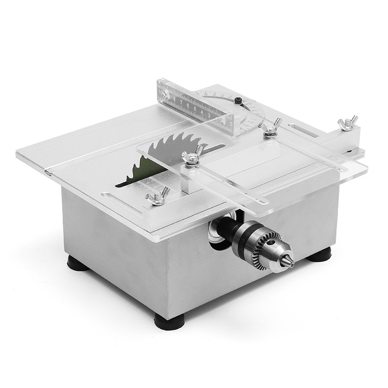 T4 Mini Table Saw Wood Working Bench Lathe Electric Polisher Grinder DIY Model Cutting Saw High QualityT4 Mini Table Saw Wood Working Bench Lathe Electric Polisher Grinder DIY Model Cutting Saw High Quality