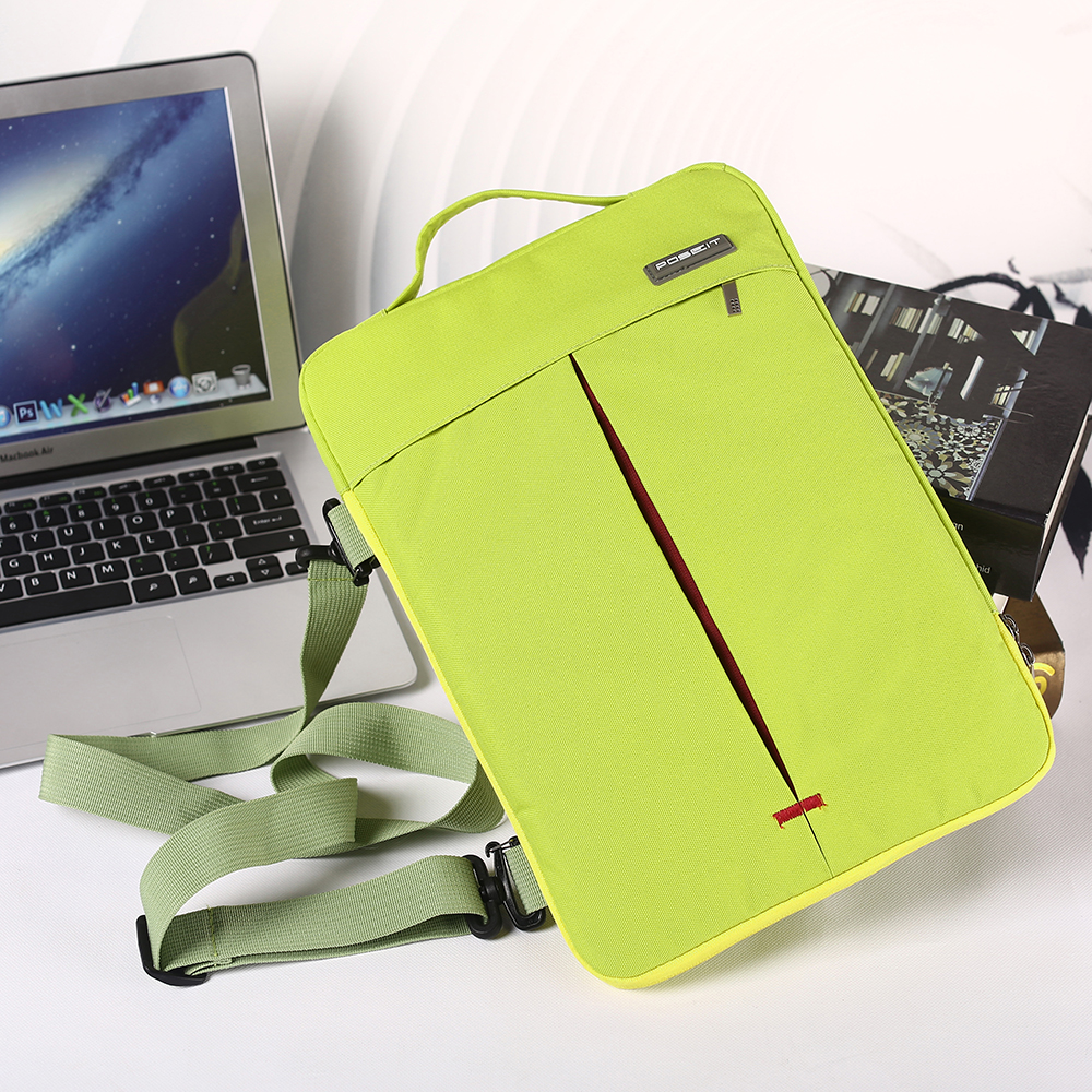 New Laptop <font><b>Notebook</b></font> Shoulder Case Cover Bag For Mac HP Lenovo <font><b>ThinkPad</b></font> Dell Acer 11 13 14.1 15.4 15.6 inch all Brands laptop image
