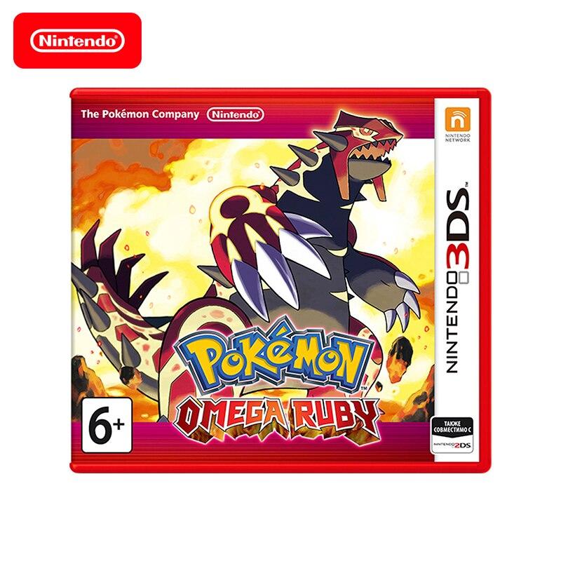 Game Deals Nintendo Pokemon Omega Ruby nintendo gba video game cartridge console card pokemon series emerald sapphire ruby leaf green fire red english language version