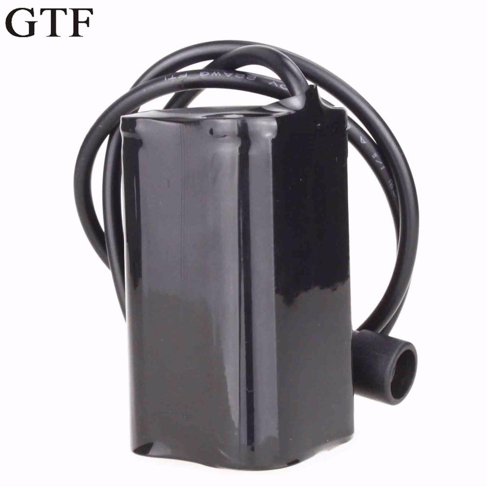 GTF T6 lampe automatique spécial batterie au lithium pack L2 projecteur 4 18650 batterie 8.4 V Batterie Pack pour P7 XM-L T6 LED Vélo Lumière