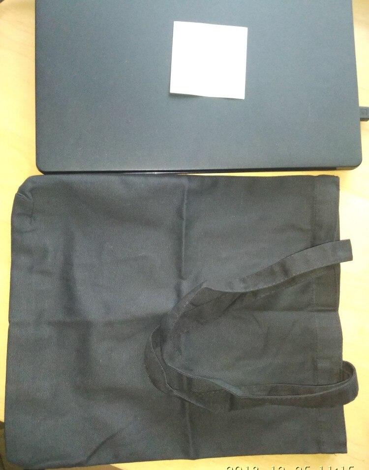 VILLGE High-Quality Women Men Handbags Canvas Tote bags Reusable Cotton grocery Shopping Bag Webshop Eco Foldable Shopping Cart photo review