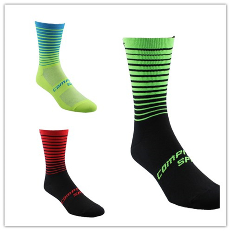 New 2018 Bmambas Professional Brand Cycling Sport Socks Protect Feet Breathable Wicking Socks Cycling Socks Bicycles Socks