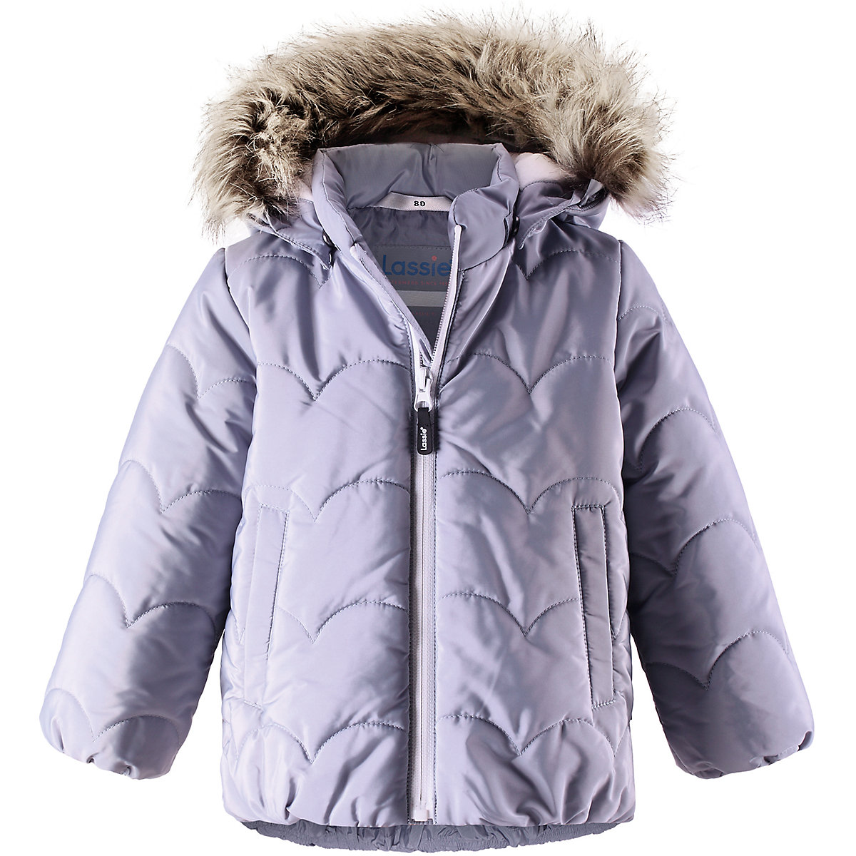 Jackets & Coats LASSIE for boys and girls 8627691 Jacket Coat Denim Cardigan Warm Children clothes Kids men skiing jackets warm waterproof windproof cotton snowboarding jacket shooting camping travel climbing skating hiking ski coat