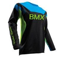 2017 DH BMX Мотокросс велосипед MX ZE горный велосипед DH MTB рубашка мотоциклетные Костюмы игры горные BMX RBX Велоспорт джерси XS-