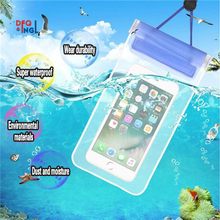 Waterproof Underwater PVC Package Pouch Diving Bags For iPhone Outdoor Mobile Ph