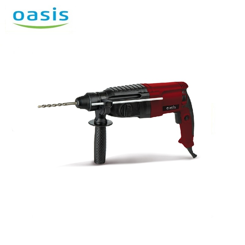 Electric hammer drill Oasis PR-100 Hole punching Rotary Tool Drilling holes Multifunctional hammer dual purpose rotary hammer dewalt d25144k