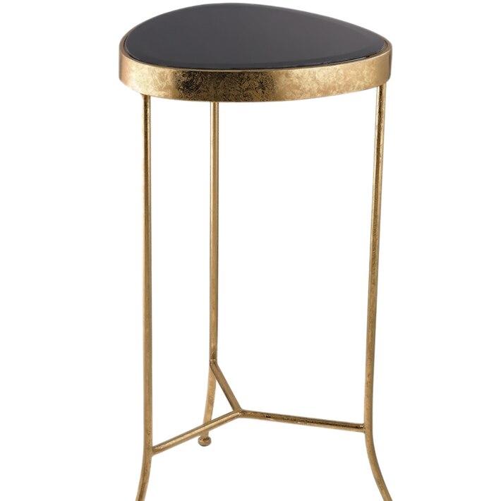 Sterling Black Onyx Cocktail Table - Gold With Black harman kardon onyx studio 2 black