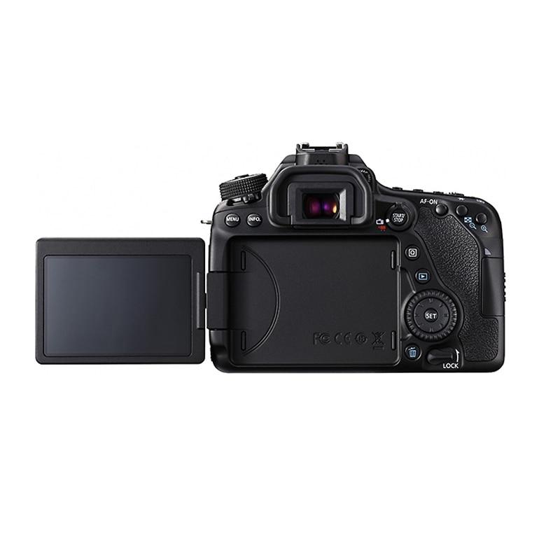 Canon 80D DSLR Kamera Körper Nur & 18 135mm & 18 200mm objektiv 24,2 ...