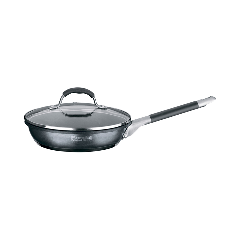 Pans Rondell Stern RDS-092 lid Cookware for kitchen Dinnerware tableware rondell rds 092 stern