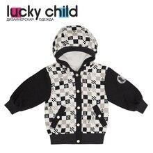 Кофточка Lucky Child футер для девочек и мальчиков