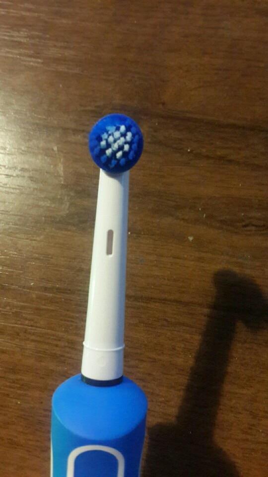 Azdent Новый AZ-2 Pro Электрические зубные щётки для взрослых Deep Clean Мощность Батарея Электрическая зубная Кисточки 4 сменные зуб Кисточки головы