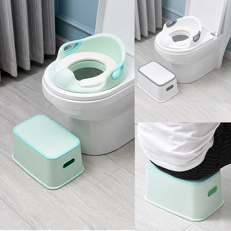 Terrific Kids Toilet Seat Step Stools Children Plastic Potty Training Machost Co Dining Chair Design Ideas Machostcouk