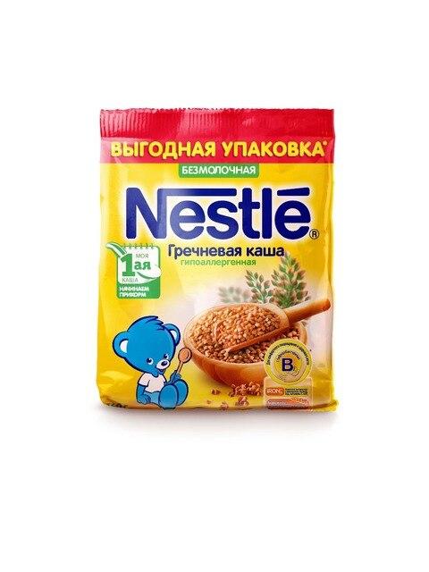 Nestle Каша безмолочная гречневая гипоаллергенная (с 4 месяцев) 160 г