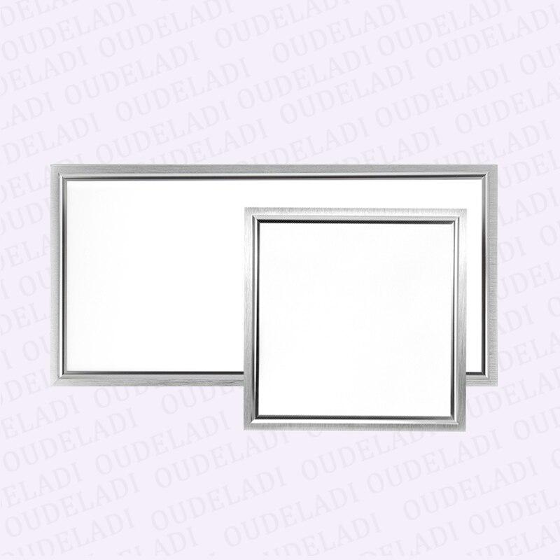 5 Pcs Led Decke Licht 300x300 12 W Fernbedienung Kalt Warm Weiß Ac100-240v Frontplatte Decke Lampe Hause Büro Dekoration Deckenleuchten & Lüfter