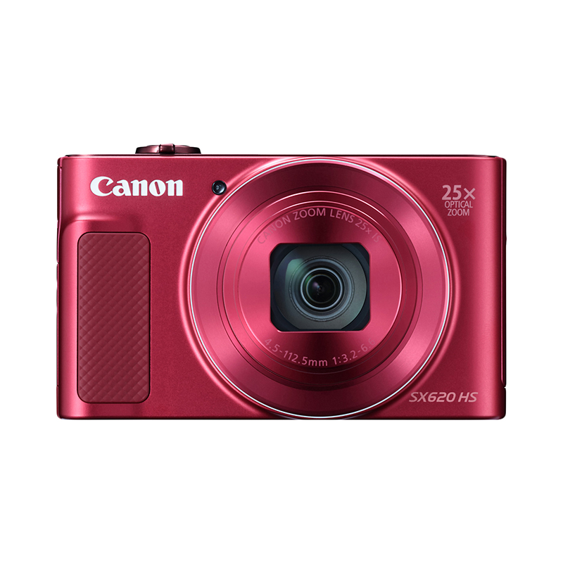 цена на Point & Shoot Camera Canon PowerShot SX620 HS red