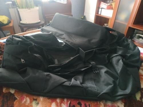 2019 Men's Vintage Travel Bags Large Capacity Canvas Tote Portable Luggage Daily Handbag Bolsa Multifunction luggage duffle bag photo review
