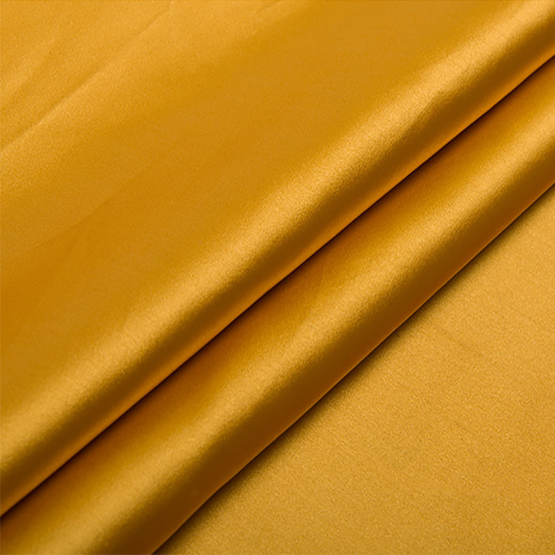 new arrival brocade yarn dyed golden colour fabric for patchwork felt tissue telas dress bed sheet children cloth coat 100x75cm