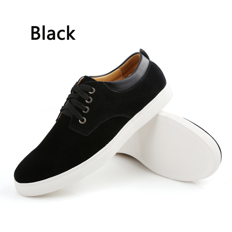 Fashion men casual shoes canvas casual brand men shoes lace up breathable outdoor shoes with leather size:38-49 breathable lace up men outdoor hiking shoes