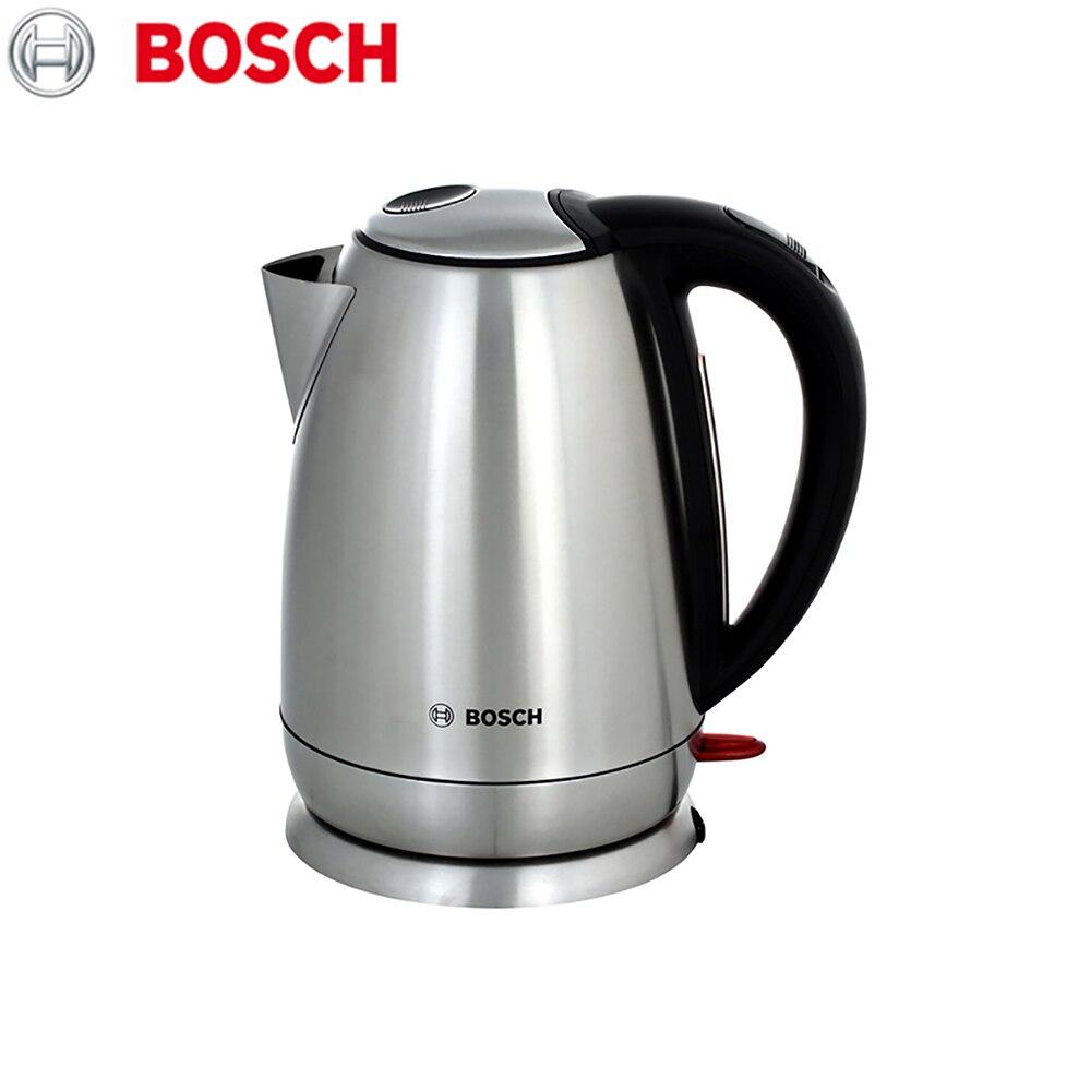 Electric Kettles Bosch TWK78A01 home kitchen appliances kettle make tea automatic water electric kettle teapot intelligent induction tea furnace