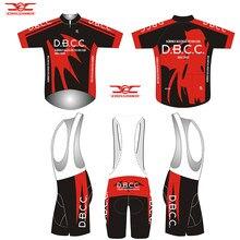 Crossriders 2019 BLACK BDCC short sleeve cycling jersey Bike Shirt cycling clothing Roupa Ropa De Ciclismo CY-15