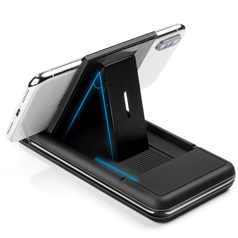 New Style Wireless Charging 10000MAh Power Bank Digital