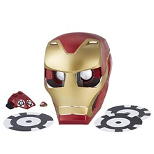 Интерактивная маска Hasbro Avengers Мстители Железный человек, с дополненной реальностью