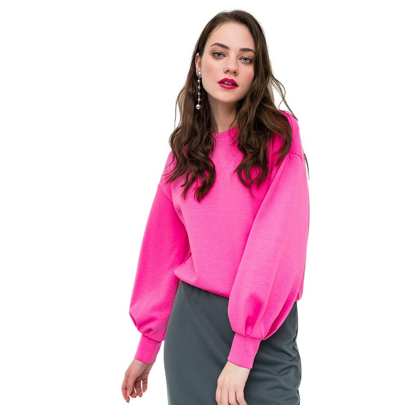 Sweaters jumper befree for female polyester sweater long sleeve women clothes apparel  turtleneck pullover 1811337471-90 cutout dolman sleeve jumper