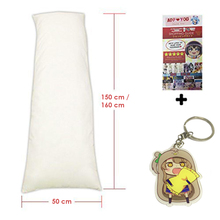 Arrowzoom 19,6×50 см (59 «x 150») или 19,6×50 см (63 «x 160») Dakimakura обнимающая внутренняя подушка для тела