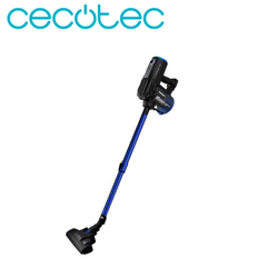 Cecotec Vertical Vacuum Cleaner ThunderBrush 550 Vacuum Broom and Hand with Handy Long Cable with Great Power Suction Powerful