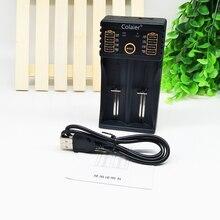 Colaier C20 1.2 V 3.7 V 3.2 V 3.85 V AA/AAA 26650 10440 14500 16340 25500 NiMH 18650 batterie chargeur lii202