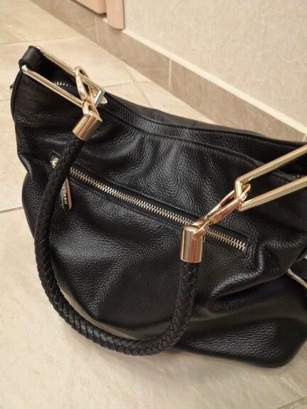 AEQUEEN 49CM Bag Handle DIY Replacement Bag Straps Shoulder Bags Detachable Handbag Strap Bag Accessories Parts Short Strap photo review