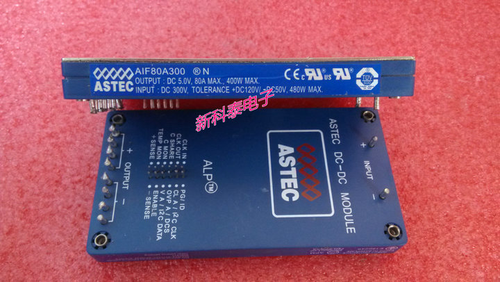 Quality assurance import AIF80A300 buck module 300V turn 5V400W isolated output etn81 055 module quality assurance