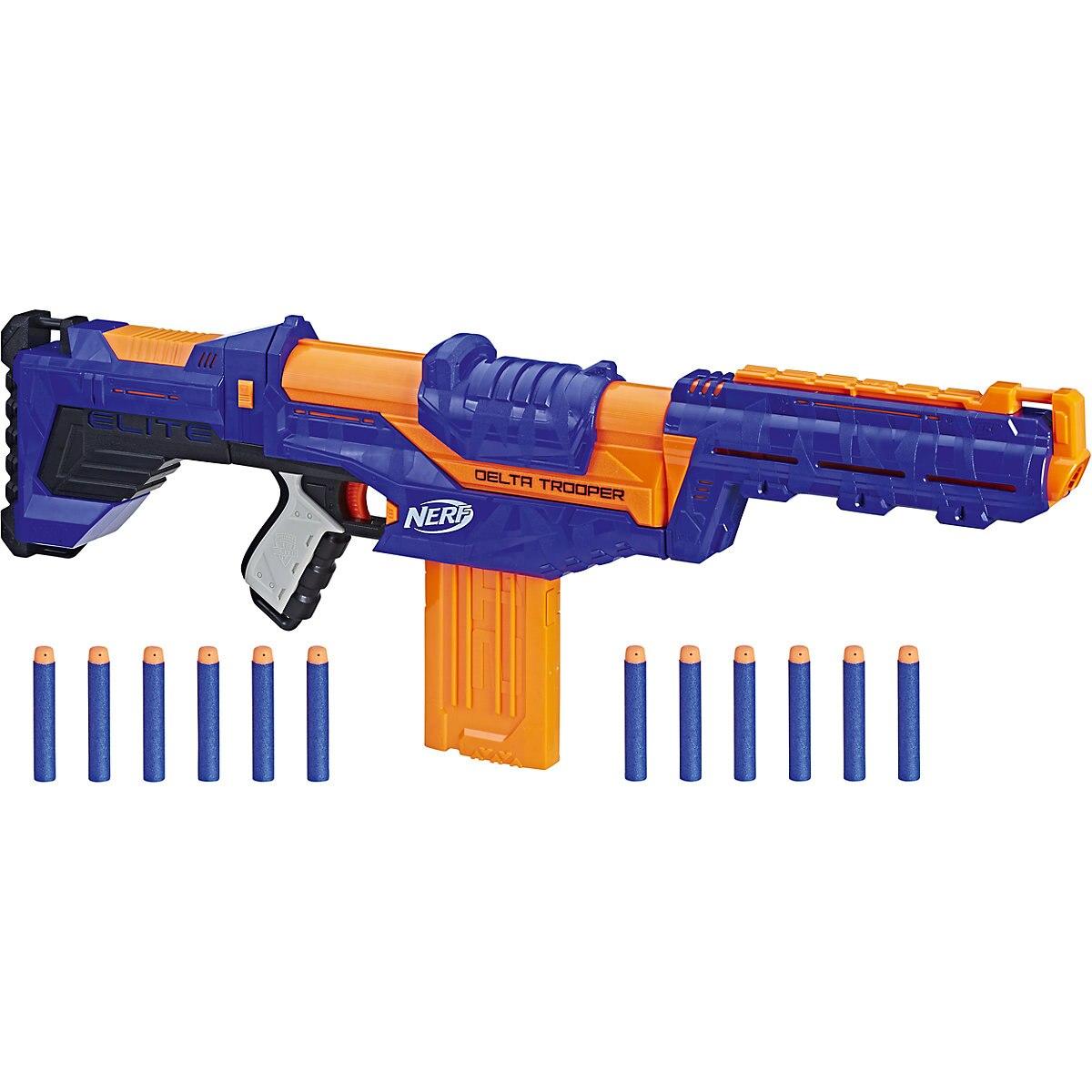 Pistolas de juguete NERF 8376467 niños juguete pistola de arma de fuego niños juegos de tiro al aire libre MTpromo