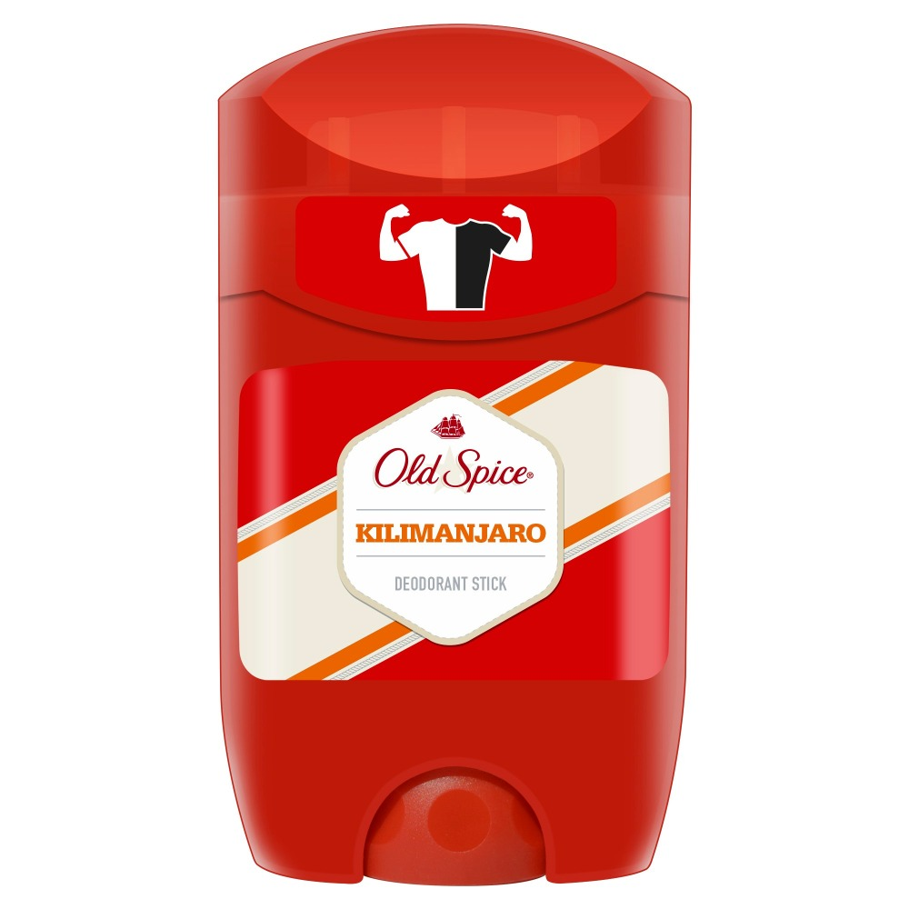 Old Spice roll-on deodorant Kilimanjaro 50ml old spice roll on deodorant antiperspirant odour blocker strong slugger 50ml