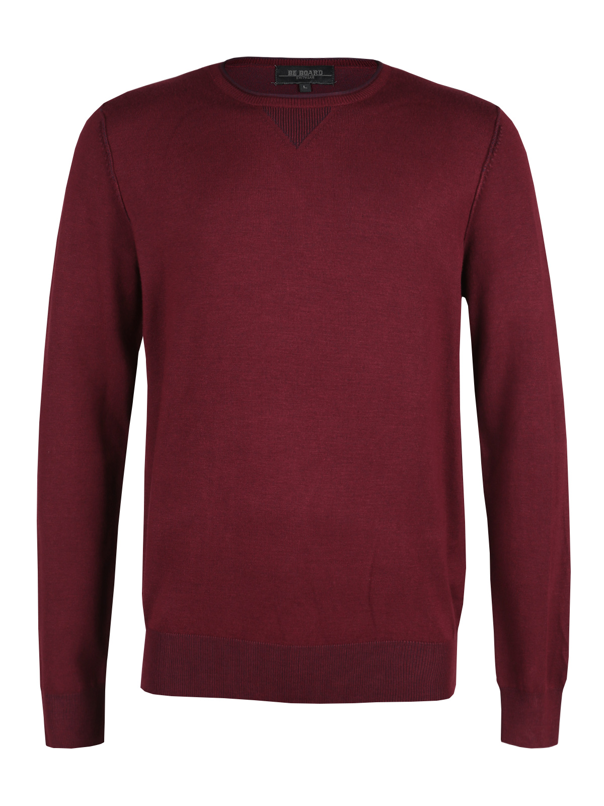 Sweater Basic Round Neck