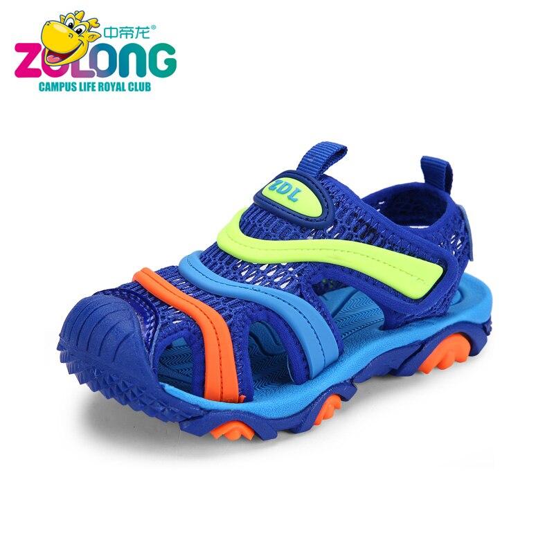 Sandálias menino Crianças Sapatos de Verão Praia Crianças Calçado Big Sandaly Sandaal Jongens Sandalen Kinder Chaussures Garco Ortopédico