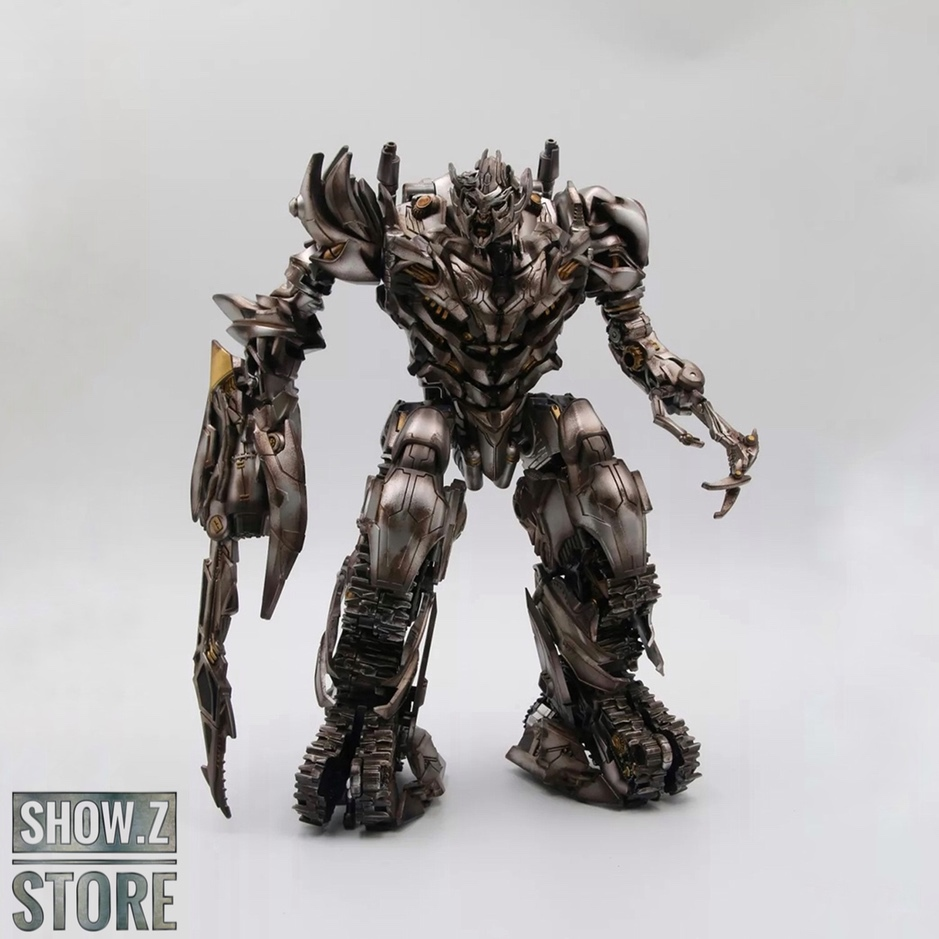 Black Mamba BMB Transformation LS06 GOD11S Megatron Figure Oversized SS13 Toy