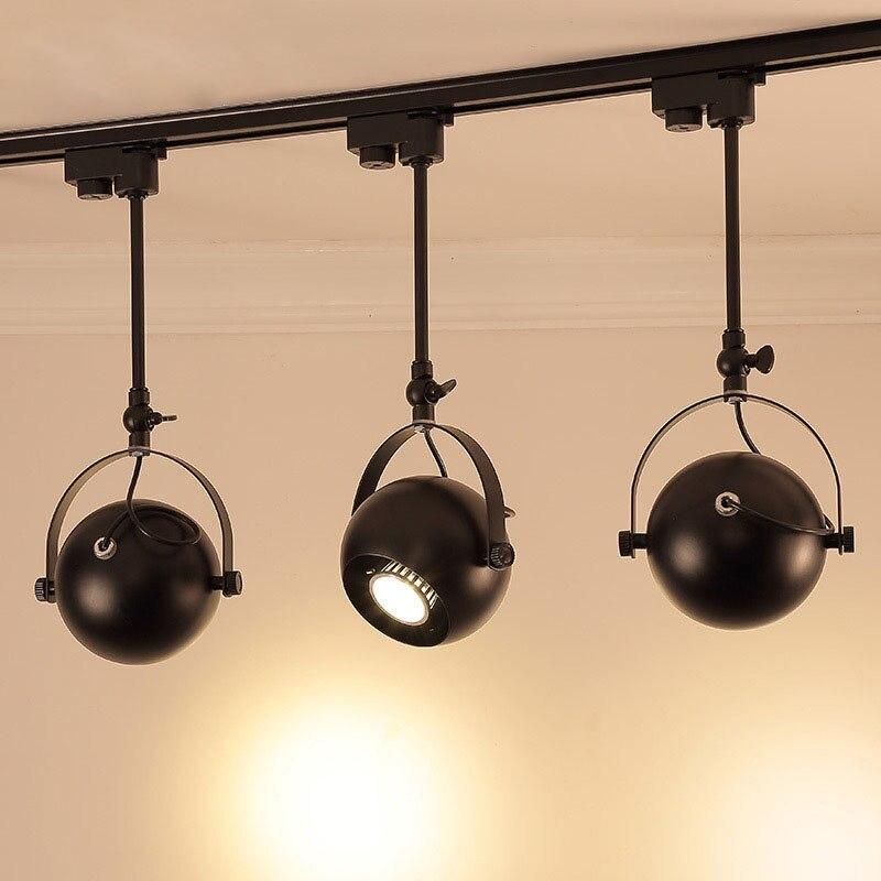 E27 LED מסלול אור 5 w 10 w 15 w COB זרקור תערוכה אור עבור מסחרי תעשייתי תאורה לבן/ חם לבן תאורת הנורה