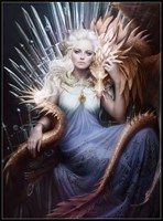 Embroidery Counted Cross Stitch Kits Needlework Crafts 14 ct DMC DIY Arts Handmade Decor A Song of Ice and Fire