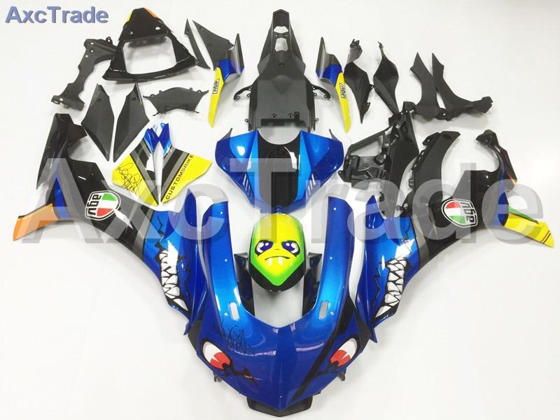 Motorcycle Fairings For Yamaha YZF-R1000 YZF-R1 YZF 1000 R1 2015 2016 2017 YZF1000 ABS Plastic Injection Fairing Bodywork Kit поршень 04 08 yzf1000 r1