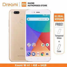 Get more info on the Global Version Xiaomi Mi A1 64GB ROM 4GB RAM (Brand New and Sealed)  xiaomi mia1 64gb