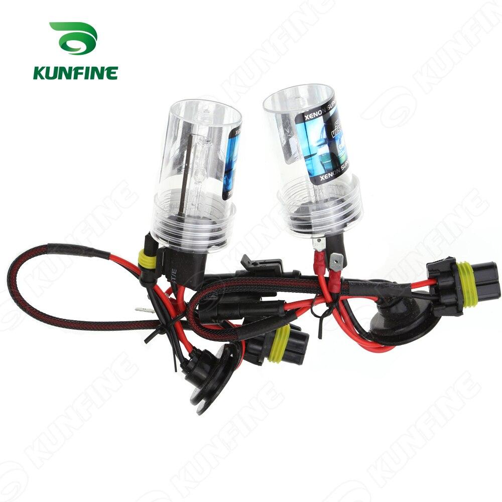 12 V/35 W X3 Canbus HID Conversion Kit xénon H3C ampoule au xénon 4300K 6000K 8000K voiture HID phare avec Ballast AC mince pour véhicule