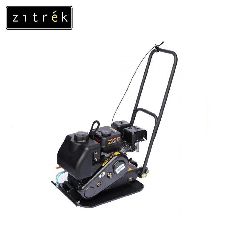 Vibroplita Zitrek z3k61w (Loncin 152F, 2.8 hp) Soil tamper Vibratory plate Plate compactor Vibrating board original plate yd07 lj41 02248a lj41 02249a buffer board