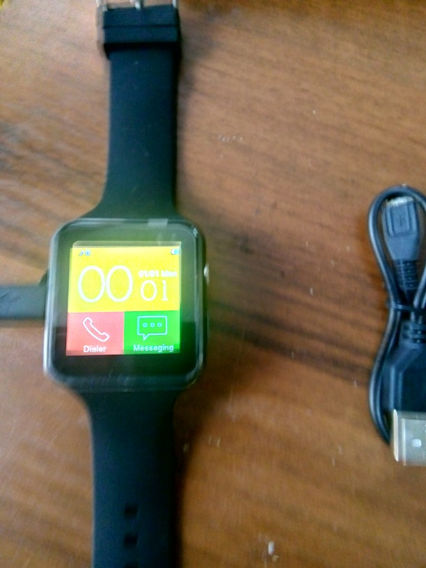 Fitness & Health Watch photo review