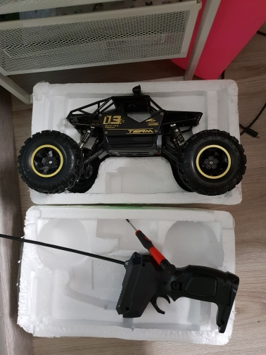 1/12 RC Car 4WD climbing Car 4x4 Double Motors Drive Bigfoot Car Remote Control Model Off-Road Vehicle toys For Boys Kids Gift